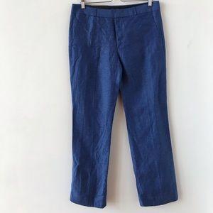 NWT Banana Republic linen Logan pants